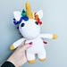 Friendly Unicorn Doll pattern