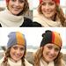 110-16 a - Wear Your Colours Hat pattern