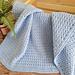 Something New Baby Blanket pattern