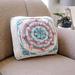 Flower Patch Cushion pattern