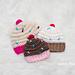 Sweet Cupcake Hat pattern