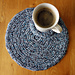 Birds Nest Table Mat pattern