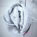 Chunky Tweed Cowl pattern