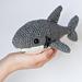 Crochet Shark pattern