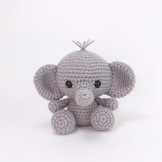 Elephant Mobile Free Crochet Pattern | EASYWOOL | 320x320