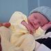Little Boy Blue Ribbed Baby Hat pattern