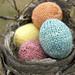 Spring Easter Eggs pattern