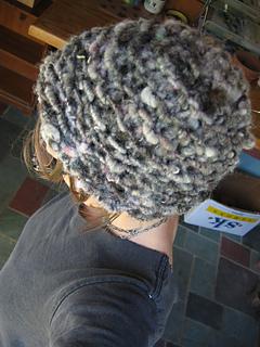 New hat pattern for corespun!