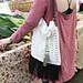 Eyelet Market Bag pattern