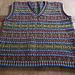 Roscalie Vest pattern