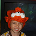 Three Eyed Fish Hat pattern