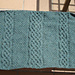 Irish Aran pattern