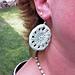 Circle Motif Earrings pattern