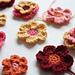 Mix and Match Flowers pattern