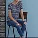 S10217 Top-down Shirt pattern