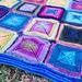 Mystery Blanket: Weaving (April) pattern