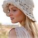146-34 Dune Hat pattern