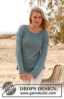 Ravelry 145 17 Sweet Harlequin Pattern By Drops Design
