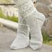 157-10 Silver Dream Socks pattern