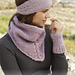 156-50 Idaho Neckwarmer & Headband pattern