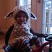 Child's Lamb Costume pattern