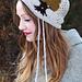 enchanted tree hat pattern