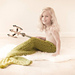 Mermaid Tail Photography Prop pattern