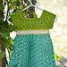 Little Miss Allison's Dress pattern