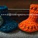 Medallion Boots pattern