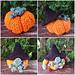 Pumpkin Gnome pattern
