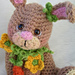 Simply Cute Bunny Toy pattern