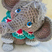 Simply Cute Elephant pattern