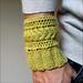 Hanna Wrist Warmers pattern