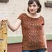 Westminster Sweater pattern