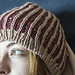 Melagrana Brioche hat pattern