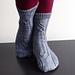 Timey Wimey Toe-Up Socks pattern