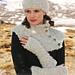 115-27 c - Wrist warmers in garter st pattern