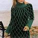 83-10 a Agatha Pullover pattern