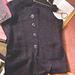 Bookworm Vest pattern