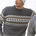 85-5 b - Outdoors Pullover pattern