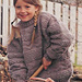Autumn Treat Sweater for child or adult pattern