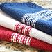 French Stripe Dishcloth pattern