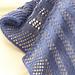 Easy Peazy Scarf/Shawlette pattern