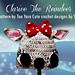 Clarice the Reindeer Beanie pattern