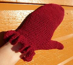 Autumn mittens