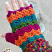 Berry Harvest Mitts pattern