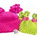 Jellybean Pigtails Beanie pattern