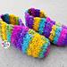 Huggy Slippers pattern
