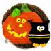 Big on Halloween pattern