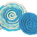 Spiral Scrubbers pattern